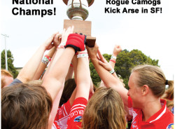 National Champs! Rogue Camogs Kick Arse in SF!