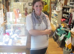 Local Shop Brings Ireland to You! Kerreen O'Connor in Littleton is Stock Full of Stocking Stuffers
