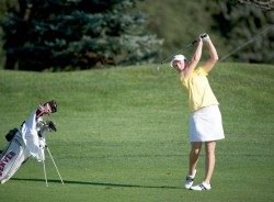Golfing from Galway to Denver:  DU Senior Sarah Faller Has High Hopes for Final Season with Teammates