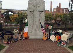 "Irish-American John O'Brien, Jr. Publishes ""First Generation"""