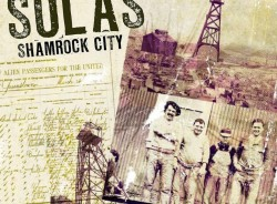 """""""SHAMROCK CITY"""" PACKS A BIG PUNCH  – SOLAS Music By Cindy Reich"""