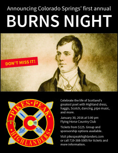 Burns night CoSpgs ad