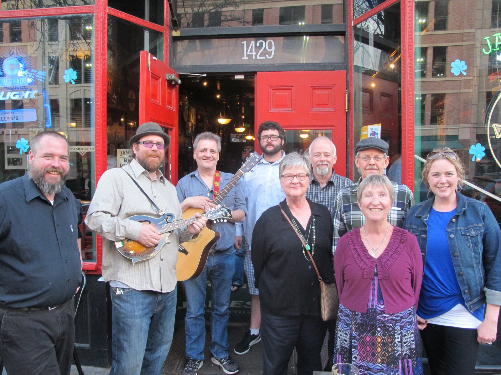 Denver Celebrates the Easter Rising
