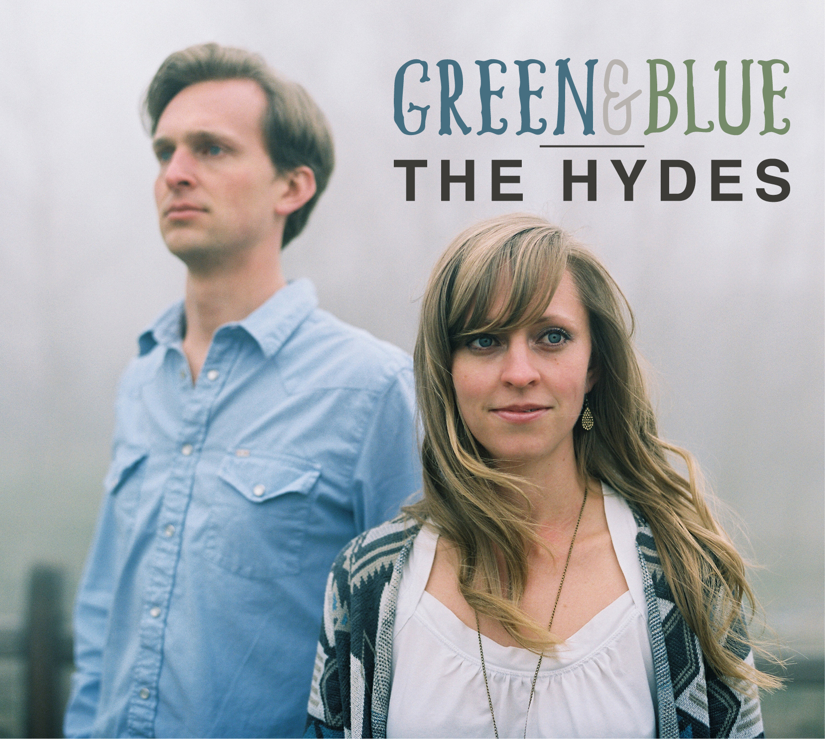 The Hydes – Green and Blue CD Review by Rodger Hara