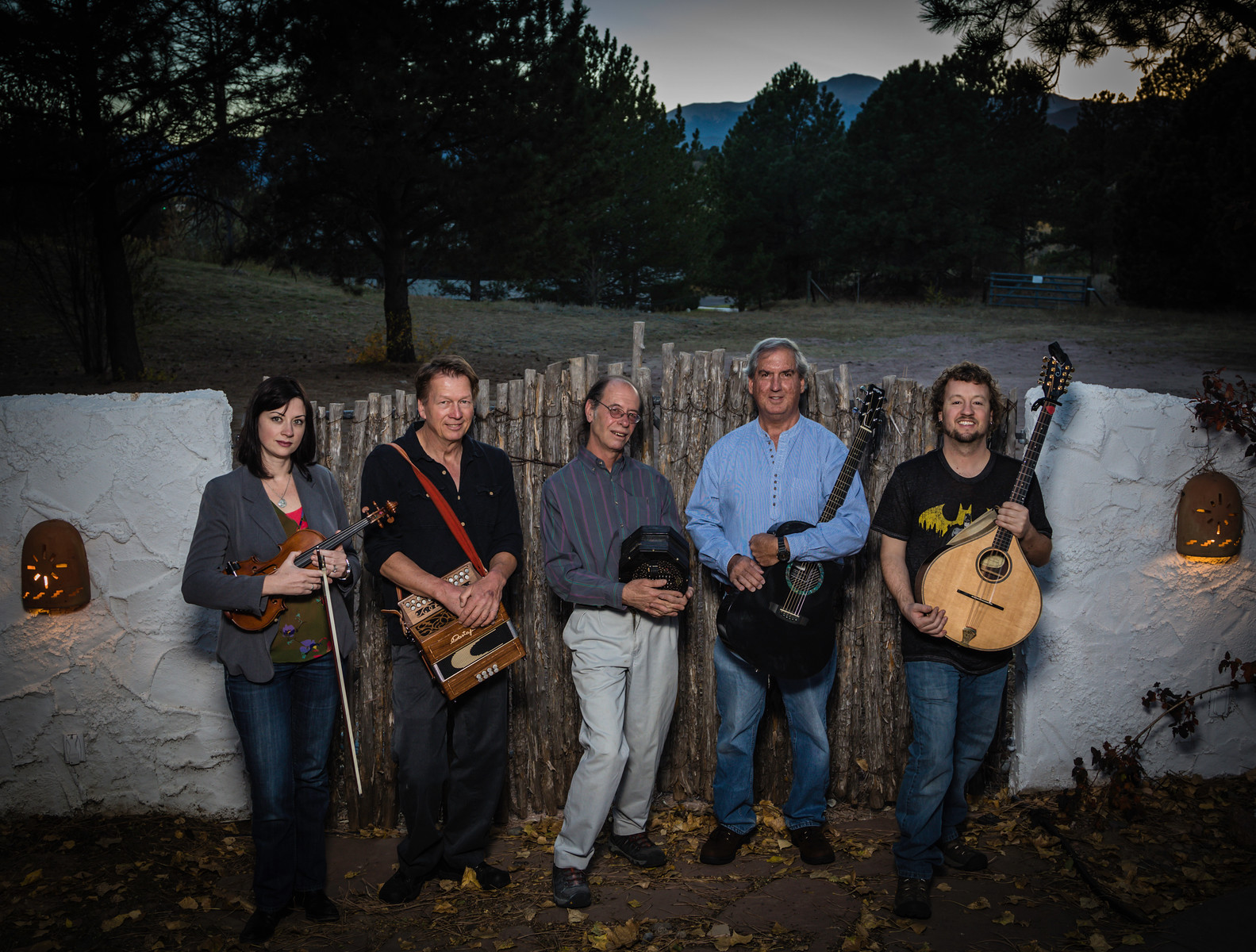 Profile – Mountain Road Ceili Band