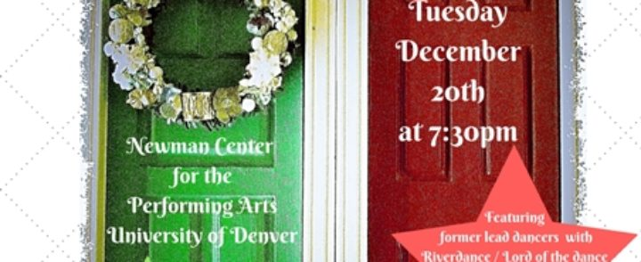 Nollag seó World Premier in Denver!  Christmas Celebration of Music, Song and Dance