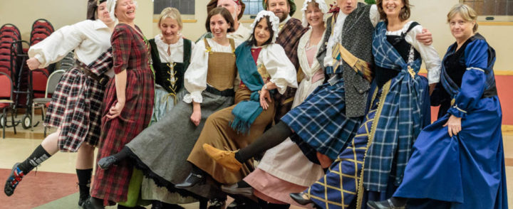 The Christmas Revels: A Scottish Celebration of the Winter Solstice