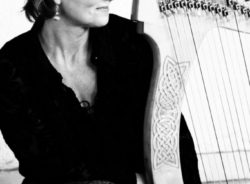Sunita Staneslow, Solo Celtic Harp Concert. Saturday February 4th