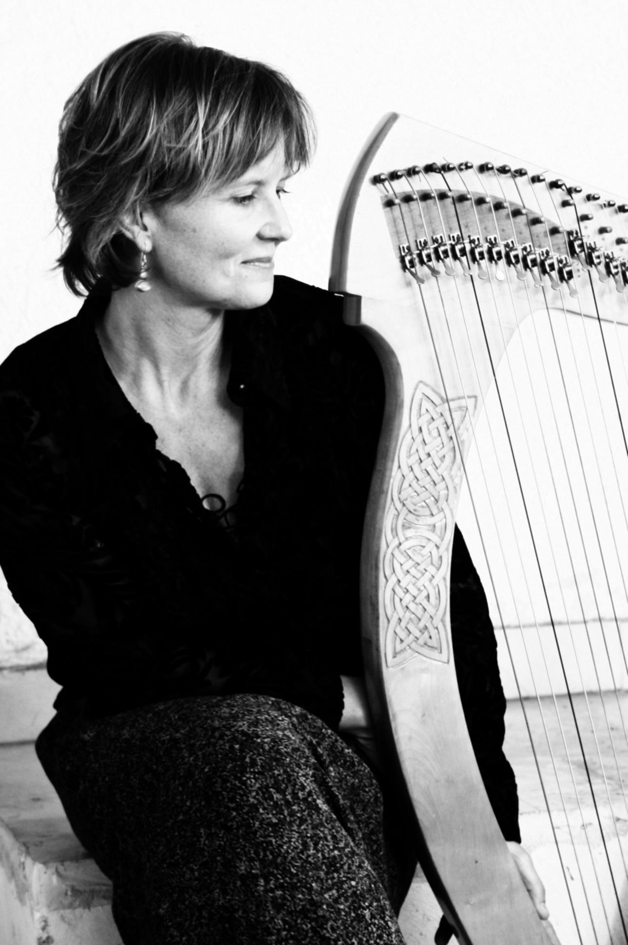 Sunita Staneslow, Solo Celtic Harp Concert. Saturday February 4th