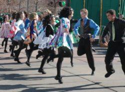 St. Patrick's Day Parades Paint the I-25 Corridor Green