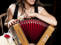 'GALWAY GIRL' SHARON SHANNON & BAND COMING TO DENVER MARCH 9!