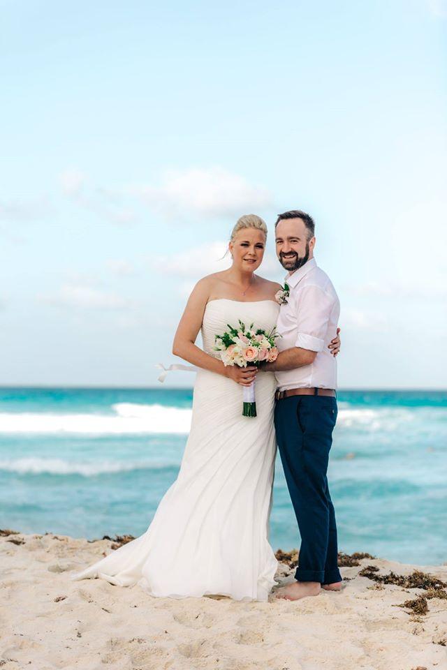 Kate Nallen and Keith Lawlor wedding May 2017