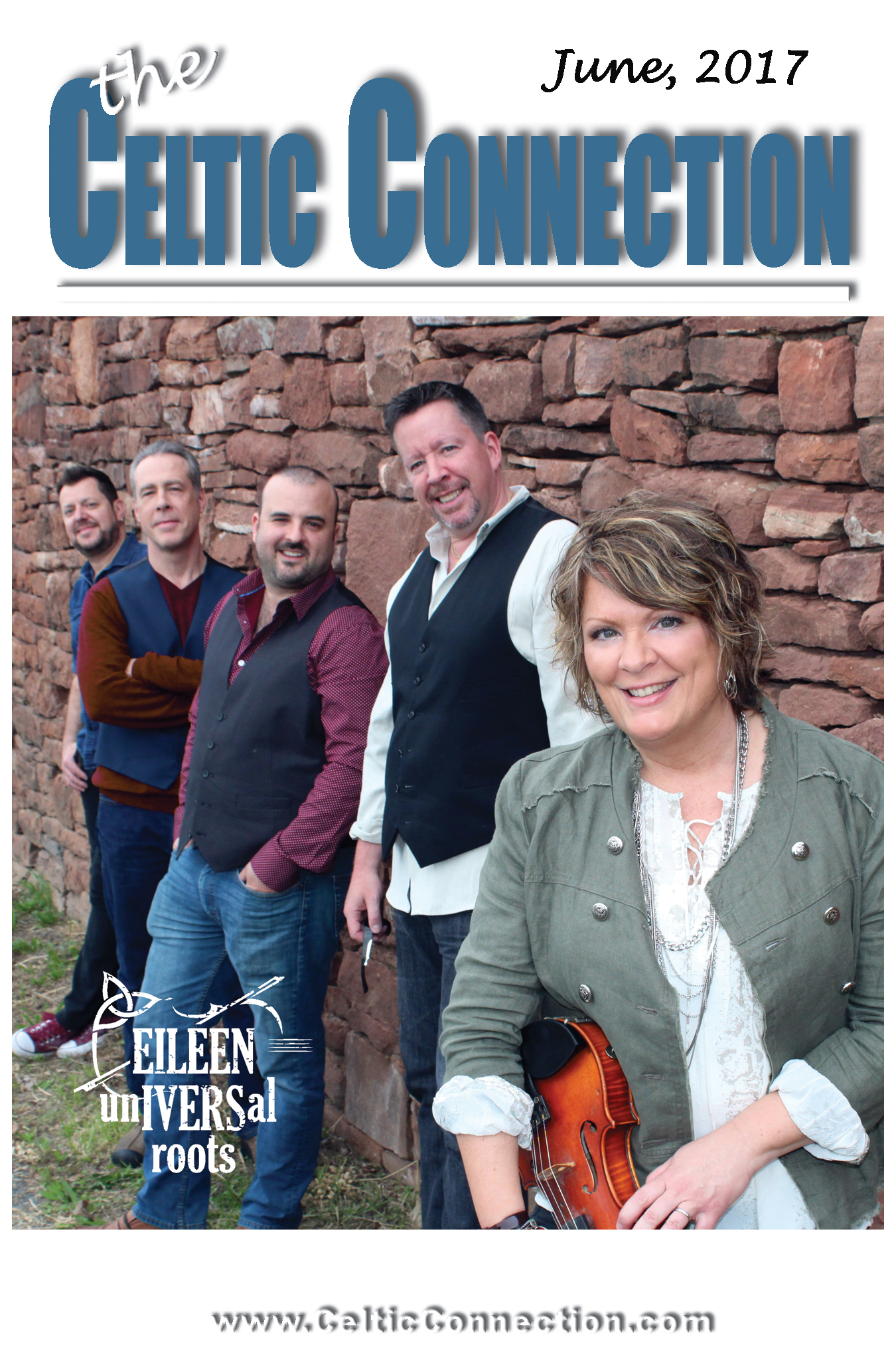 "Eileen Ivers returns to Colorado ""Universal Roots"" project July 13 at Soiled dove Underground"