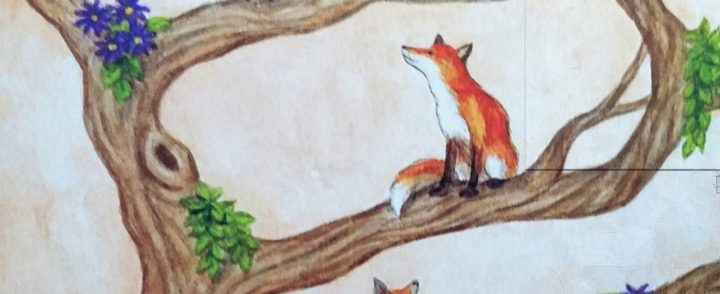 Joanna Hyde and Tadgh Ó Meachair  One for the Foxes – Review by Rodger Hara