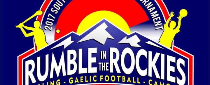 The Rockies are going to Rumble!  GAA Tournament comes to Denver July 22-23