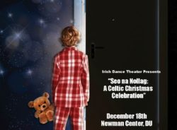 "Meet the Cast of ""Seó na Nollag: A Celtic Christmas Celebration""  Performing in Colorado December 18th and 20th"