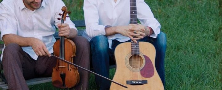 Irish Duo Adam Agee & John Sousa in concert with special guest Bonnie Paine (Elephant Revival)