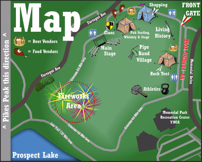 Pikes Peak Celtic Festival June 15-17