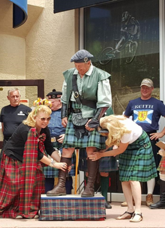 Colorado Scottish Fest in Edgewater August 4 & 5