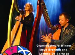 Grammy award winner Moya Brennan and Cormac De Barra to Teach at Spanish Peaks September 20-23