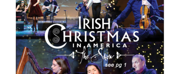 """IRISH CHRISTMAS IN AMERICA"" adds second show in Denver December 9th!"