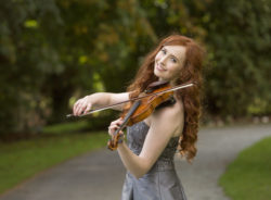 "Tara of Celtic Woman Excited about new release ""Ancient Land"" and return to Red Rocks"