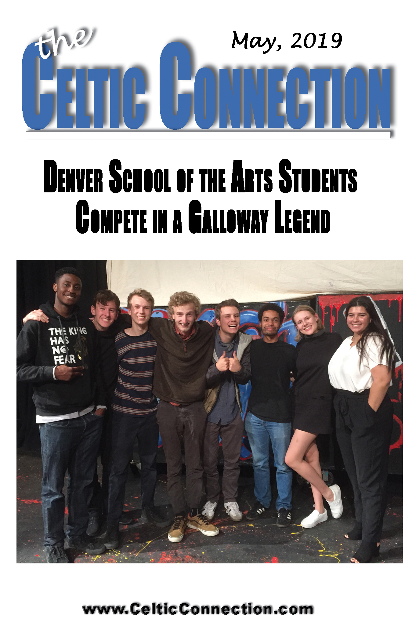 Congratulations to the Winners of the Second Annual R.L. Stevenson Competition at Denver School of the Arts