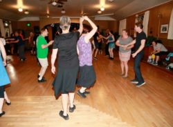Ceili Time at the Irish Snug! Free dance classes Wednesdays 7pm