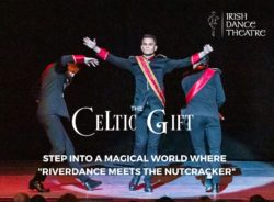 The Celtic Gift Colorado dates Nov 29 -Dec 21  2019