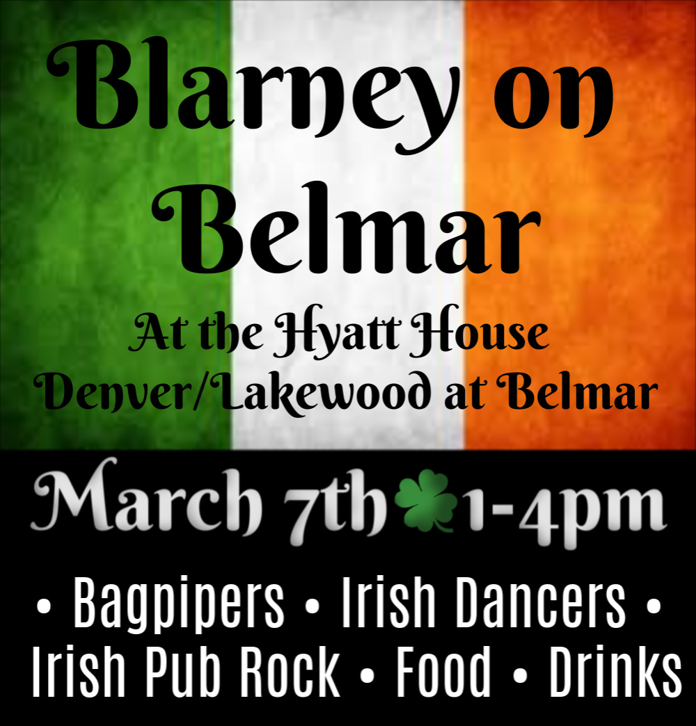 Blarney on Belmar to Debut in Lakewood March 7